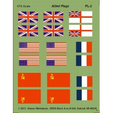 Allied Flags