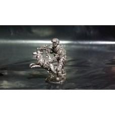 SEAL Devgru Ranger with attack dog (1 Figure)