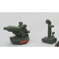 Soviet AT3 Sagger Anti Tank Missile and Launcher (1 Model)