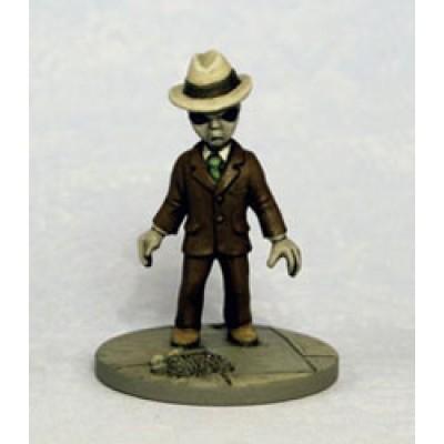 Agent Grey (1 Figure)