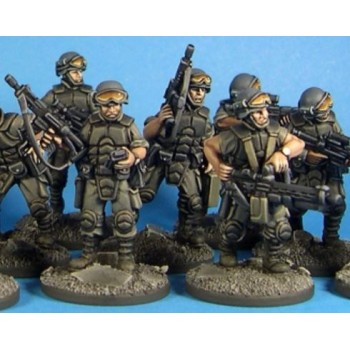 CP Models 28mm Ranges