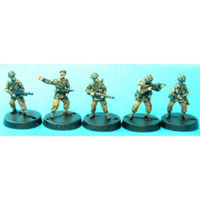 British airborne command (5 Figures)