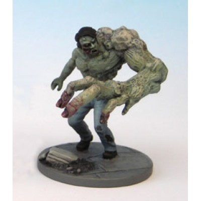 Mutated male zombie II (1 Figure)