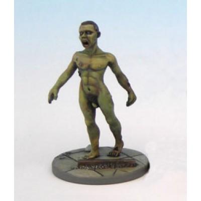Naked male zombie (1 Figure)