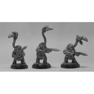 Avian squad reinforcements (3 Figures)