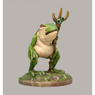 Frogling with trident (1 Figure)