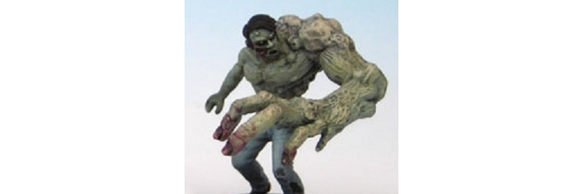 Mutated Male Zombie