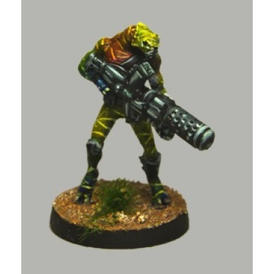Loor scout with heavy weapon (1 Figure)
