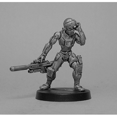 Human trooper  (1 Figure)