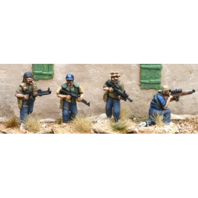 Special Forces Veteran Advisors (4 Figures)