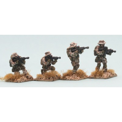 Polish Special Forces AGAT (4 Figures)