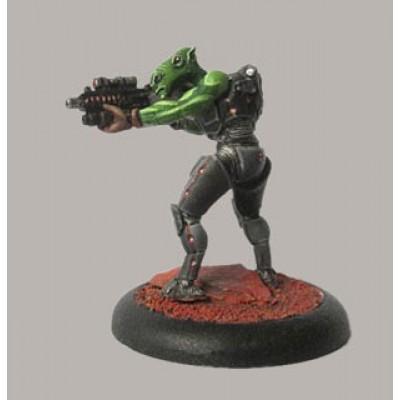 Gobarite shocktrooper (1 Figure)
