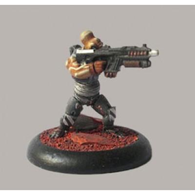 Nabh shocktrooper (1 Figure)