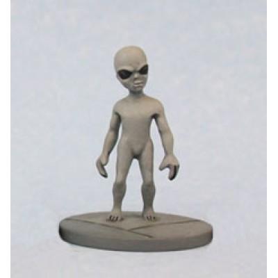 Grey Alien, advancing II (1 Figure)