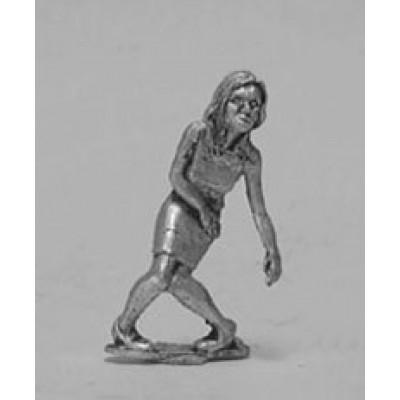 Zoe, Female Zombie (1 Figure)